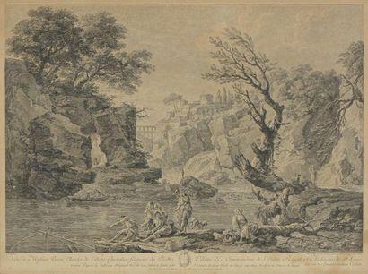 D'après Claude Joseph VERNET (1714-1789)...