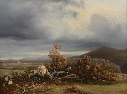 RICHARD Théodore (1782-1859)