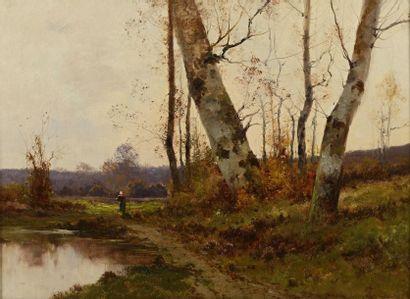 GODCHAUX Emile (1860-1938)