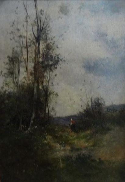 Suiveur de Paul-Désiré TROUILLEBERT (1829-1900)...