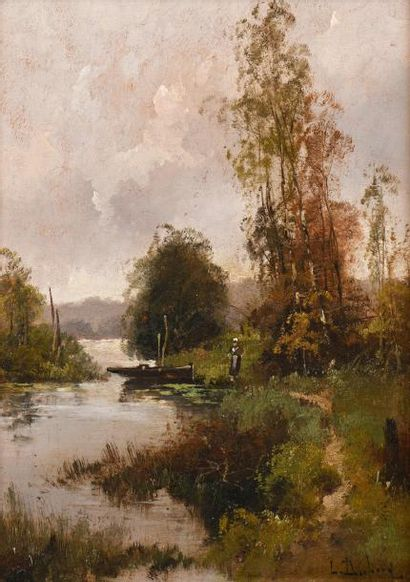 GALIEN LALOUE Eugène (1854-1941)