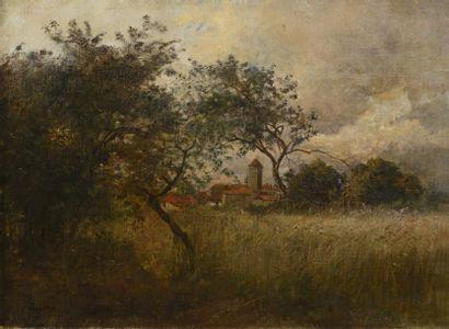 BEAUVERIE Charles Joseph (1839-1924)