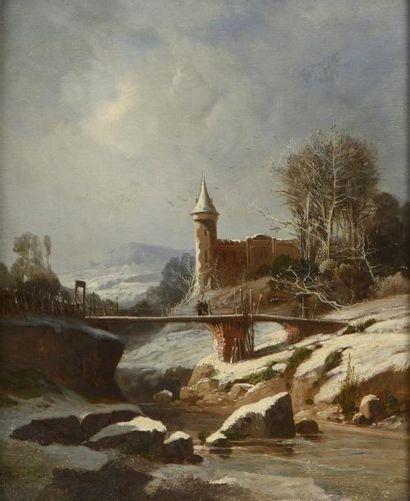 MALLEBRANCHE Louis-Claude (1790-1838)