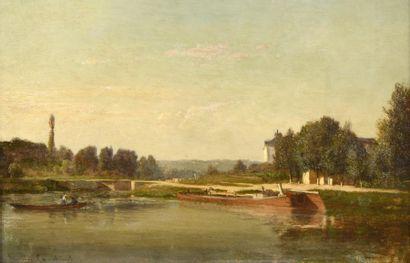 LAMBINET Emile-Charles (1815-1877)