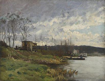 SAIN Paul (1853-1908)