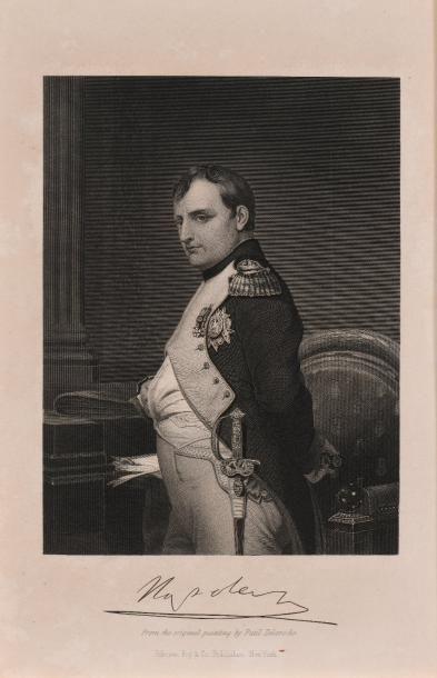 D'après Paul DELAROCHE (1797-1856)