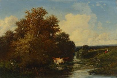 NOEL Jules (1810-1881)