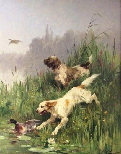 DE PENNE Olivier Charles (1831-1897)