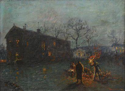 Charles DE MEIXMORON DE DOMBASLE (1839-1912)...
