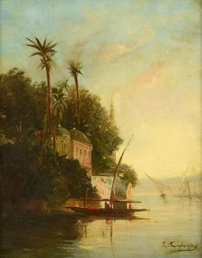 TABAR Léopold (1818-1869)