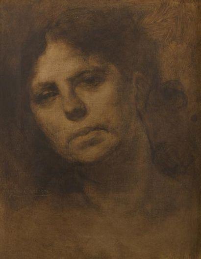 Eugène Anatole CARRIERE (1849-1906)