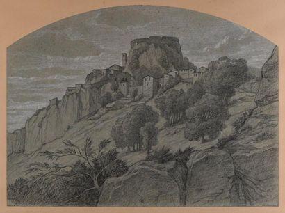 BERTIN Edouard (Paris 1797 – id. ; 1880)...