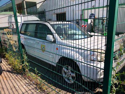 Nissan Xtrail, vendu pour la pièce, non ...