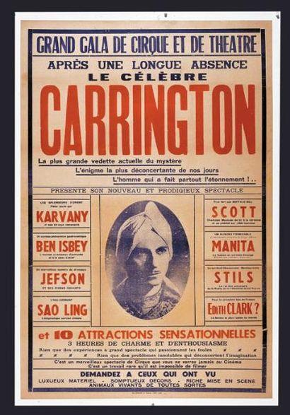 CARRINGTON .