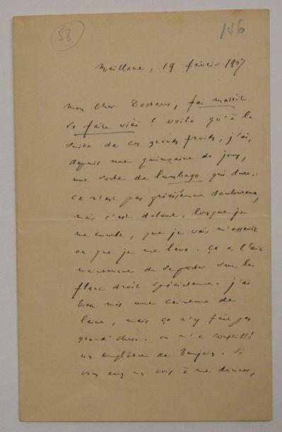 MISTRAL (Frédéric) écrivain et lexicographe...