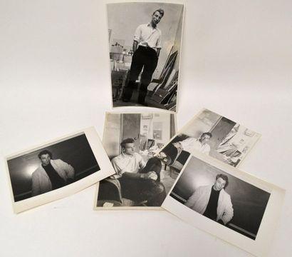 COLOMB (Denise) photographe française (1902-2004)...