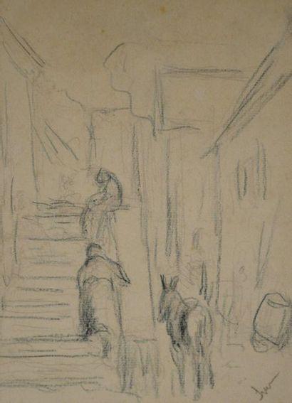 LUCE (Maximilien) peintre français (1858-1941)...