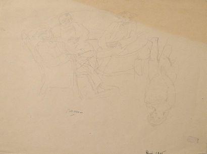 PASCIN (Jules) peintre et graveur américain...