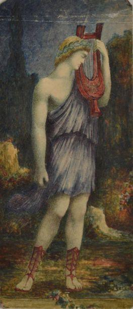 Gustave MOREAU (1826-1898) (dans le goût...