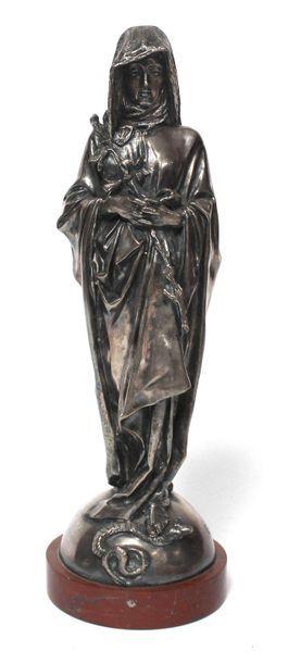 Emmanuel FRÉMIET (1824-1910) La vierge de...
