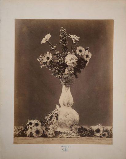 AUBRY Charles Hippolyte (1811-1877). Composition...