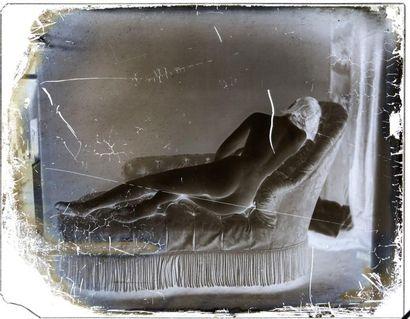 [NEGATIFS VERRE]. Alexandre QUINET FILS (1837...