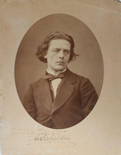 RUBINSTEIN Anton (1829-1894) par ALOPHE [Alexandre...