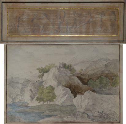 Attribué à Claude RAMEY (Dijon 1754 - Paris...