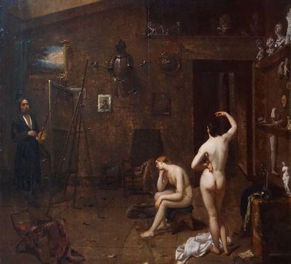 Georges DUPRÉ (1807-1853). Le peintre et...