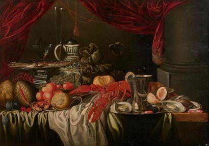 Ecole hollandaise du XVIIe, suiveur de Jan...