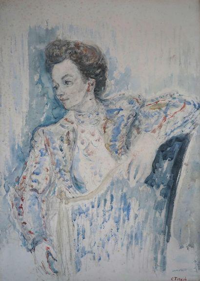 Constantin Andréevitch TERECHKOVITCH (1902-1978)...