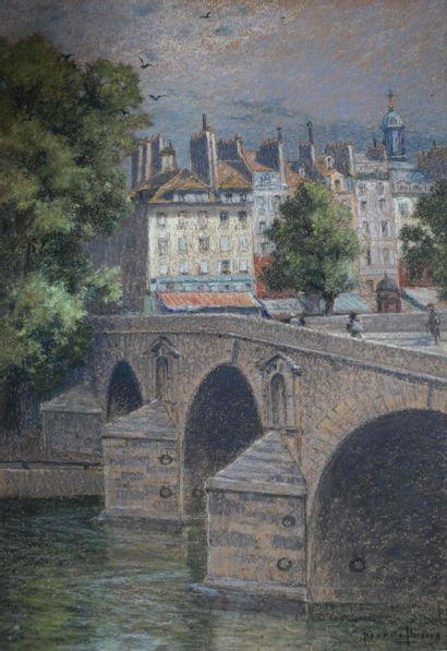 Pierre Ernest PRINS (1838-1913) Paris, le...