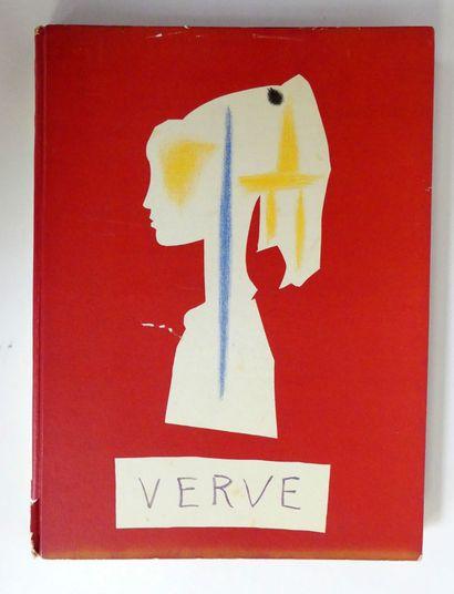 Verve, vol. VIII, nos 29 et 30. Vallauris....