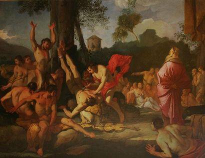 Giulio CARPIONI (Venise 1613 - Vicence 1679)Apollon...