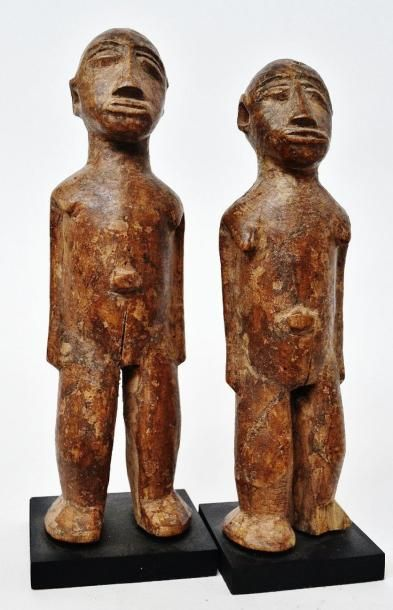 Couple Bateba Phuwe ? Lobi - Burkina Faso...