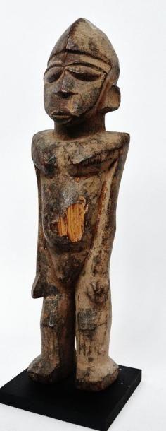 Bateba masculin ? Lobi - Burkina Faso Bois...