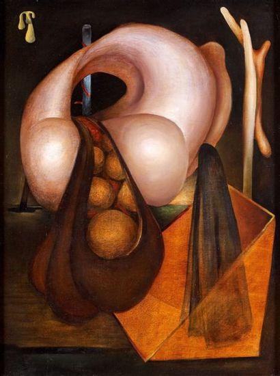 Henri GOETZ (1909-1989). Composition, 1942-43....