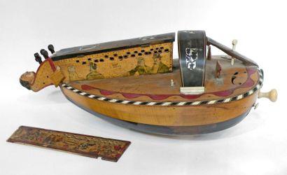 VIEILLE à roue de la Maison PAJOT à Jeanzat,...