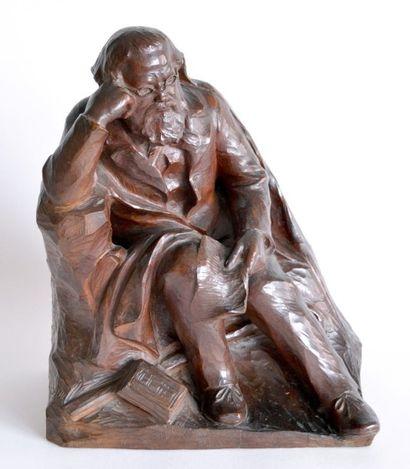 Georges ISELIN (1874-?). Ecrivain songeur....