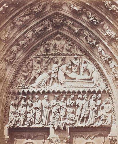 Gustave LE GRAY (1820-1884). Notre-Dame de...