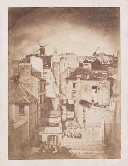 Hippolyte BAYARD [Attribué à] (1801-1887)....