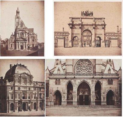 Gustave LE GRAY (1820-1884). Saint-Étienne...