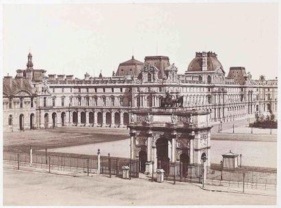 Édouard-Denis BALDUS (1813-1889). Carrousel...