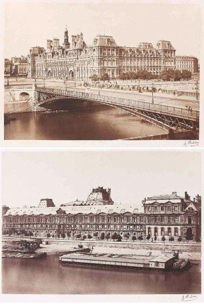 Édouard-Denis BALDUS (1813-1889). Hôtel-de-Ville...