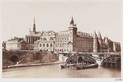 Édouard-Denis BALDUS (1813-1889). Vues et...