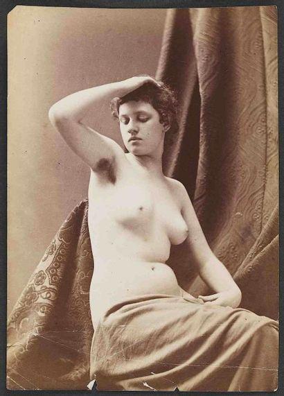 Louis Jean Baptiste IGOUT (1837-1881). Études...