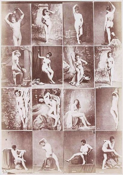 Louis Jean Baptiste IGOUT (1837-1881). Album...