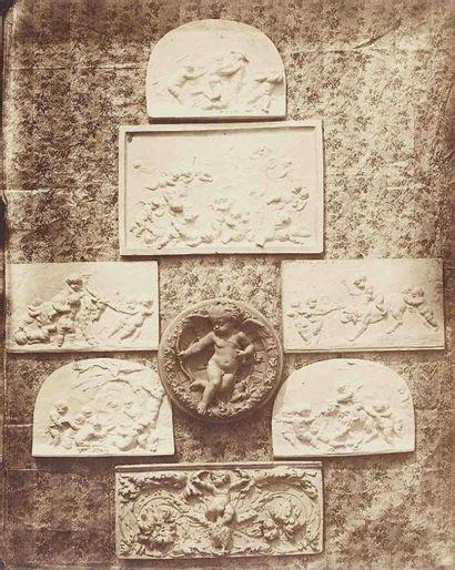 Hippolyte BAYARD (1801-1887). Composition...