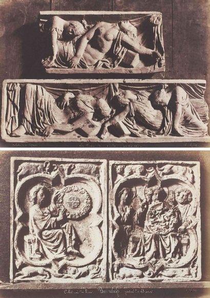Henri LE SECQ (1818-1882). Collection de...