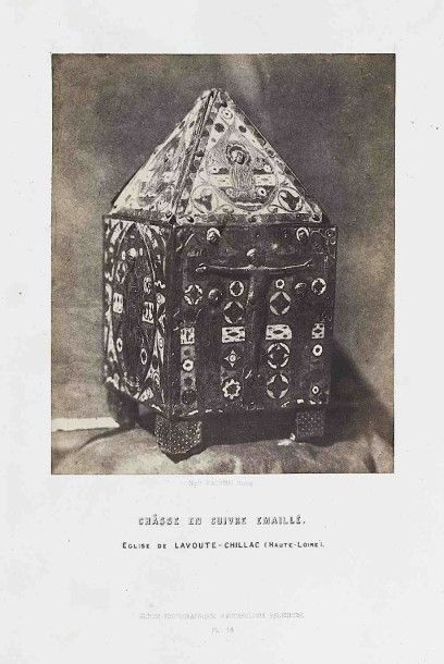 Hippolyte MALÈGUE (1825-1901). Album photographique...